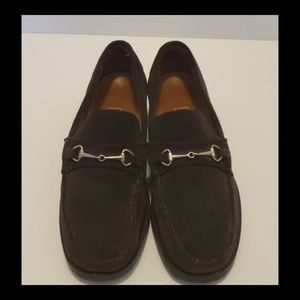 Cole Haan loafers, size 8